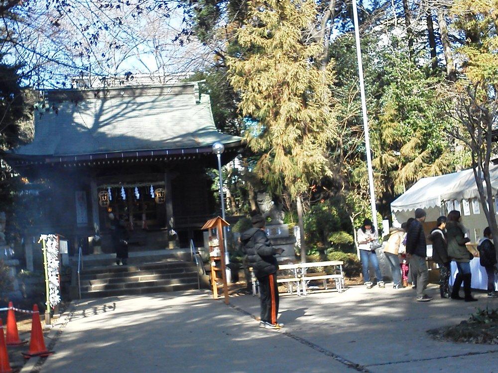 F1000402馬場の氷川神社(片山郷総鎮守)