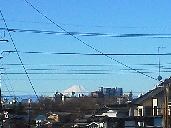 F1000410赤塚諏訪神社からの富士山