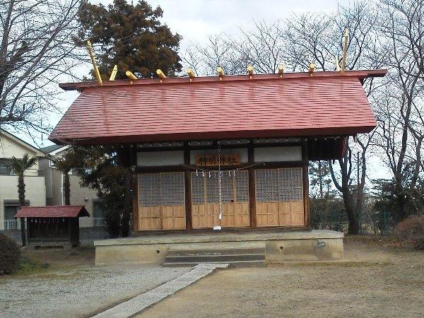 F1000437田島の神明神社
