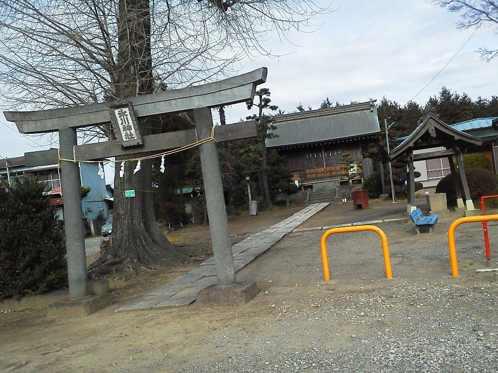 F1000440下内間木の氷川神社