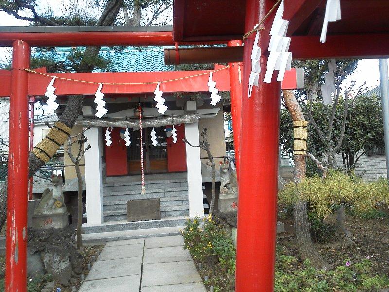 F1000459下赤塚 出世稲荷神社