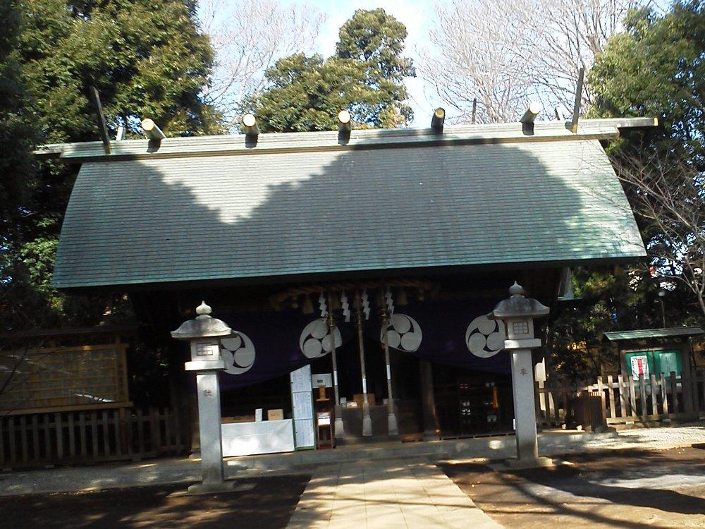 F1000466上板橋の氷川神社