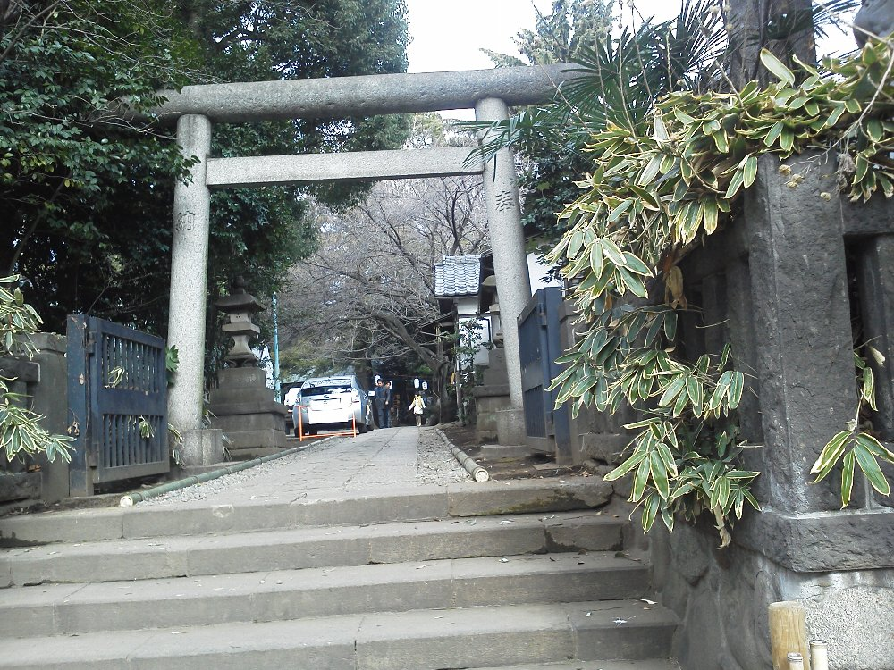 F1000469常盤台天祖神社