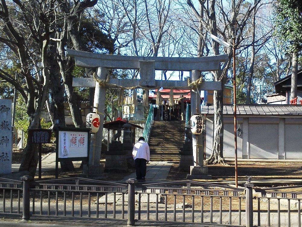 F1000484桜川 御嶽神社