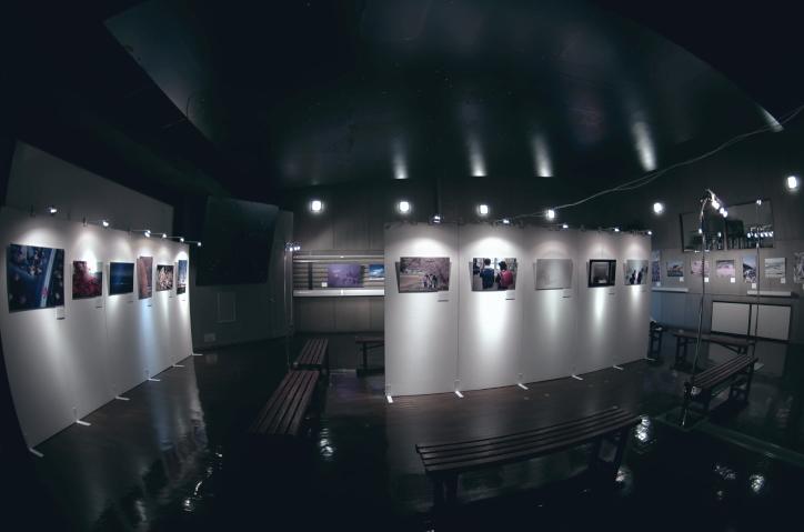 浄土平ビジターセンター レクチャールーム