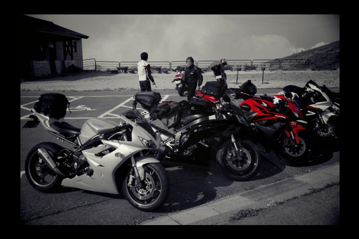 Rider's Pit Joudodaira