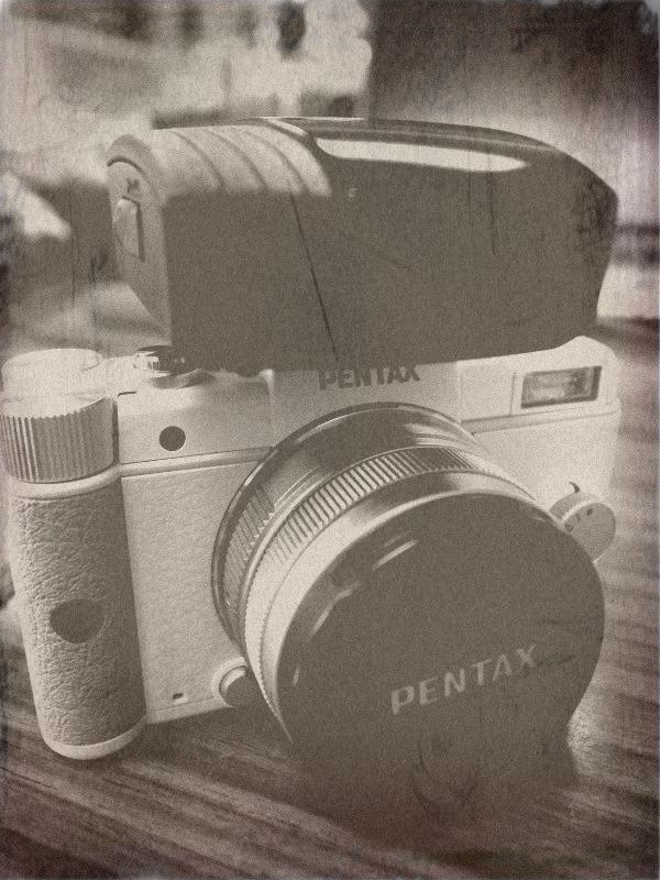 PENTAX Q + O-GPS1