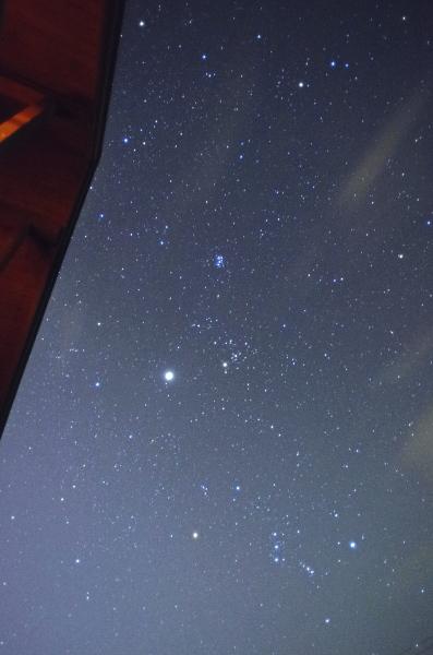 K-5 IIsで撮った星空
