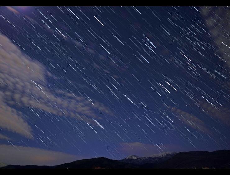 星々のさざめき