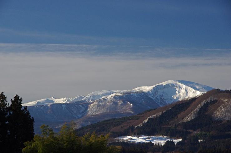 H25.1.23 安達太良山