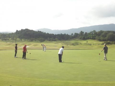 20120808ゴルフ②