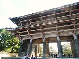 toudaiji gate