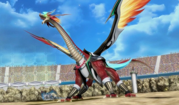 超覇王ロード・ドラゴン・セイバー