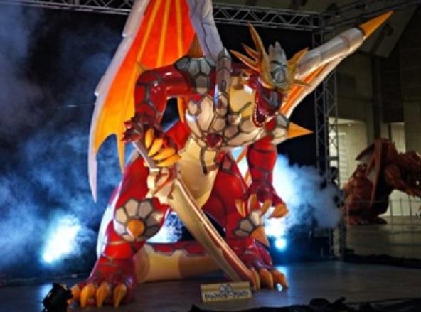 輝龍シャイニング・ドラゴン