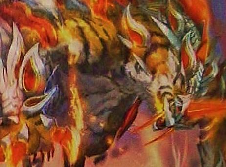 焔聖獣イグニスティーガー