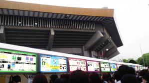 武道館5R