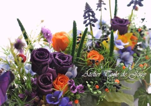 本林さんのお花2