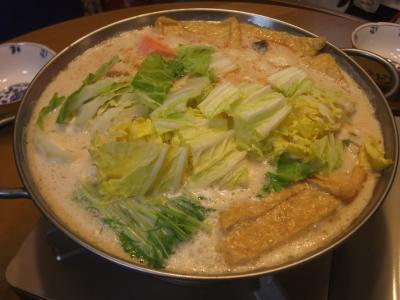 カルシウム鍋