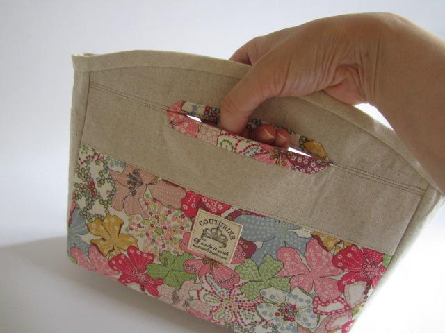 リバティ★モービーのバッグインバッグ3
