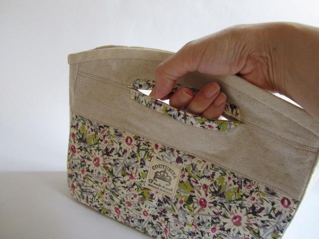 デイジーフィールズのバッグインバッグ1