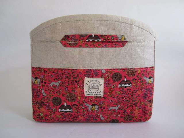 リバティ★ボイジーのバッグインバッグ1