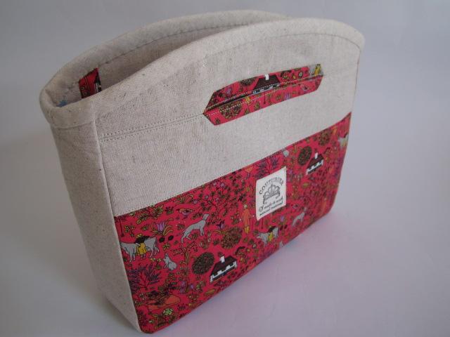 リバティ★ボイジーのバッグインバッグ2
