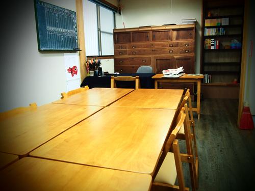 2013教室改装