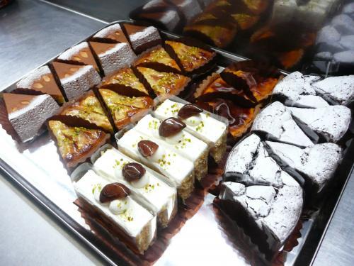 11月のカットケーキ