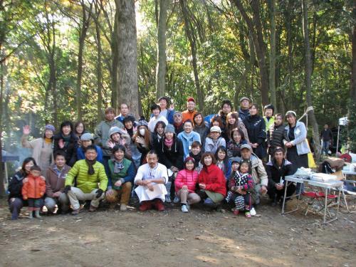 陽楽の森 2012・秋 集合写真