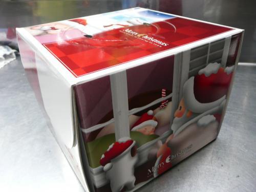 クリスマスケーキ箱
