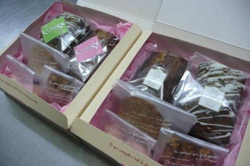 焼き菓子・クッキー①
