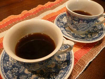 香豆舎さんのコーヒー
