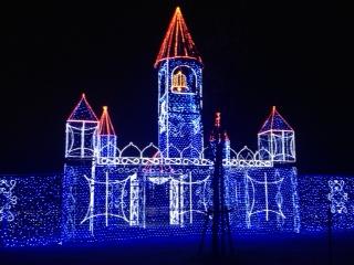 イルミ城2