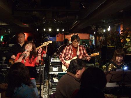 三街区バンド