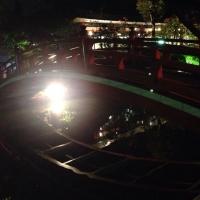 神泉苑の橋