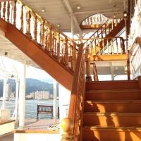 2ミシガン階段