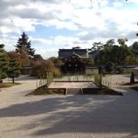 3大覚寺御影堂前
