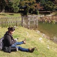 3大沢湖ひなたぼっこ
