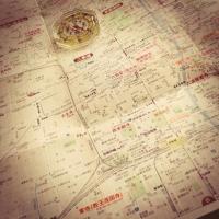 4地図とコンパス