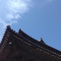 4東寺金堂の屋根