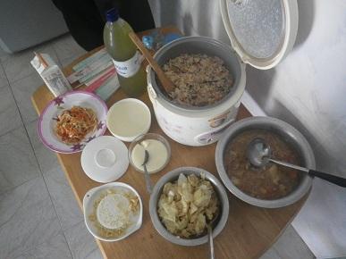日本食パーティ