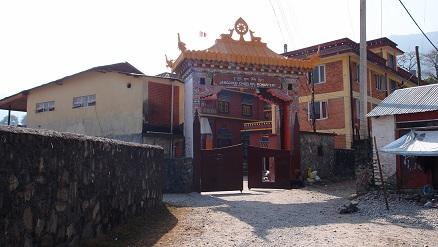 チベット難民キャンプ
