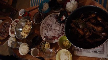 キラ煮&カツオのたたき