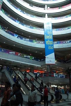 南アジア最大のショッピングモール