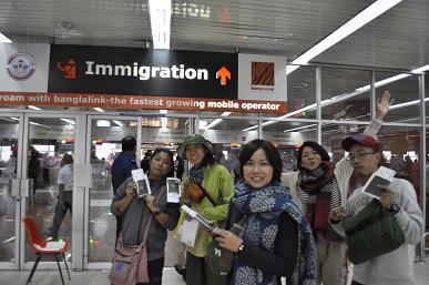 公用パスポートで旅するのも最後