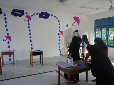 教室デコレーションG3