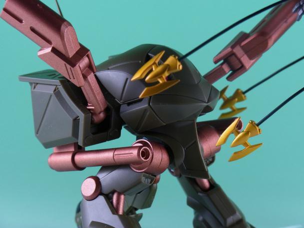 120502ロボット魂 ランスロットアルビオン ポージング3