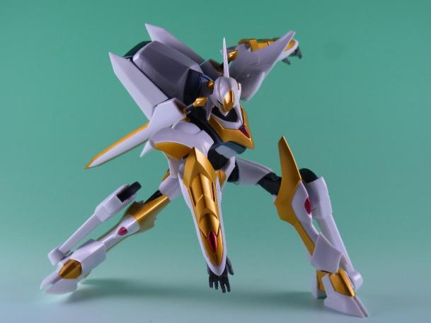 120502ロボット魂 ランスロットアルビオン ポージング1