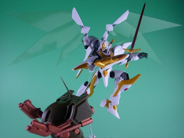 120502ロボット魂 ランスロットアルビオン ポージング8