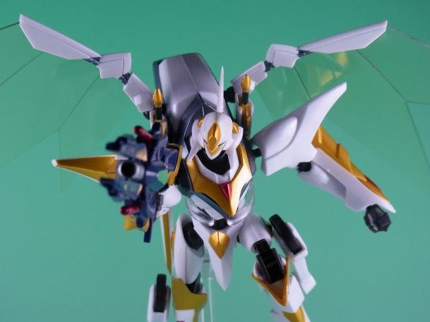 120502ロボット魂 ランスロットアルビオン ポージング7